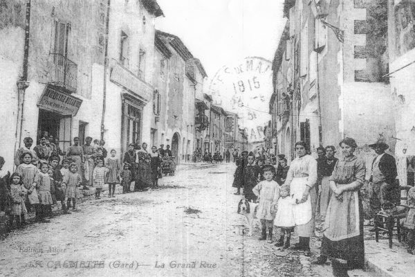 Grand rue 1815