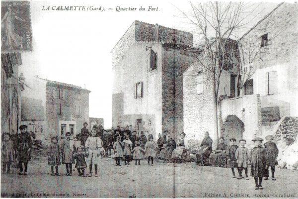 quartier du fort