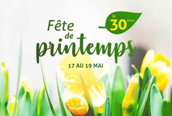 fête de printemps