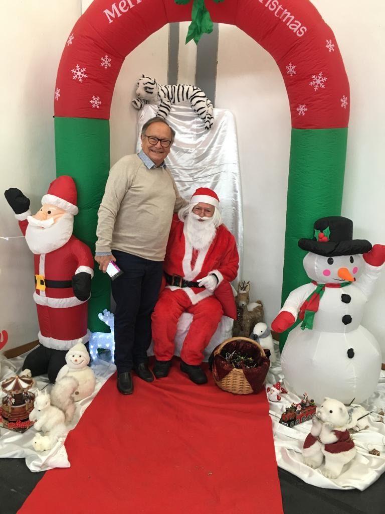 Joyeux Noël à tous les Calmettois(es)